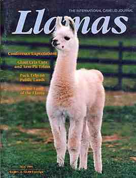 Llamas Magazine, May, 1995
